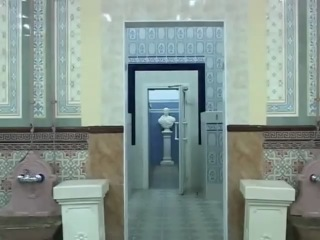 Сандуновская баня - самая знаменитая баня в Москве